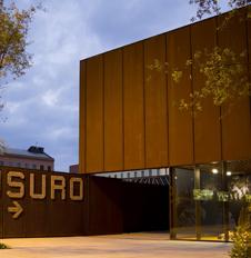 Museu del Suro i Centre d'Interpretació del dipòsit d'aigua de Can Mario