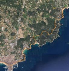 Sender GR-92 - From Calella de Palafrugell to Palamós