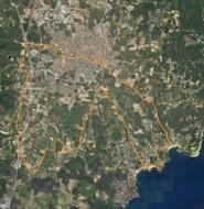 Ruta 3 CCBE: La plana de l'aubi