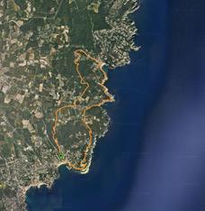 Ruta 6 CCBE: Llafranc