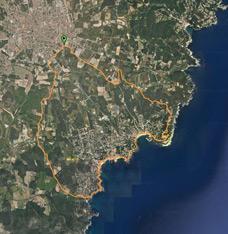 Ruta 7 CCBE: Palafrugell