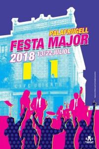 FESTA MAJOR PALAFRUGELL 2018
